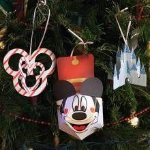 Petit soldat de décoration Mickey