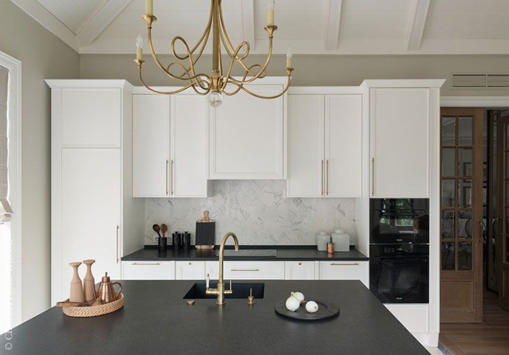 Moscow House With American Modern Classic Interiors Home Decor