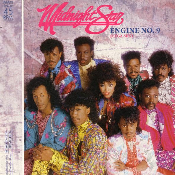 Midnight Star | 80s Bands | 80s Music in 2019 | Disco funk