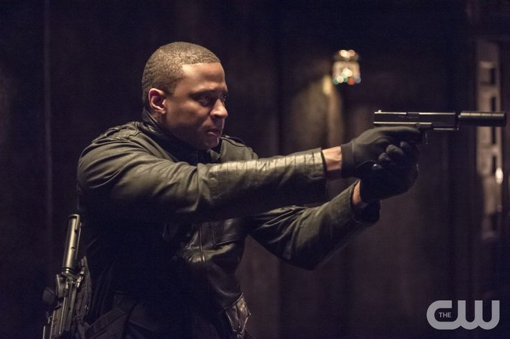 """Arrow -- """"Nanda Parbat"""" -- Image AR315B_0442b -- Pictured: David Ramsey as John Diggle -- Photo: Cate Cameron/The CW -- © 2015 The CW Network, LLC. All Rights Reserved.pn"""