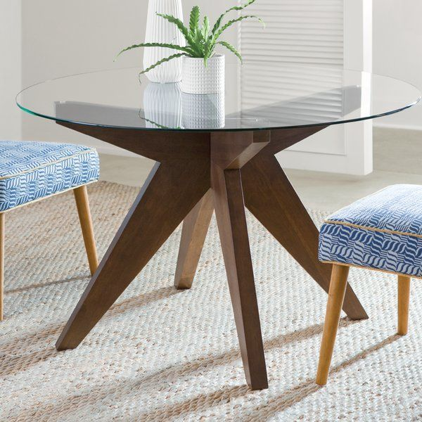 You Ll Love The Husk Dining Table At Wayfair Great Deals On All Furniture Produ Dining Table In Kitchen Round Dining Room Sets Dining Room Table Centerpieces