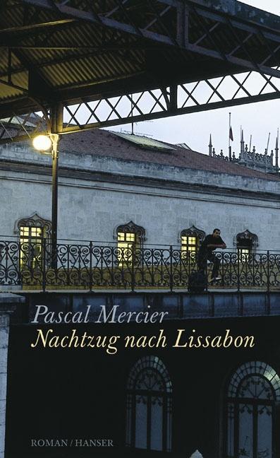"""""""Die Menschen ertragen die Stille nicht, es würde heißen, dass sie sic selbst ertrügen."""" Pascal Mercier, Nachtzug nach Lissabon (Peter Bieri)"""