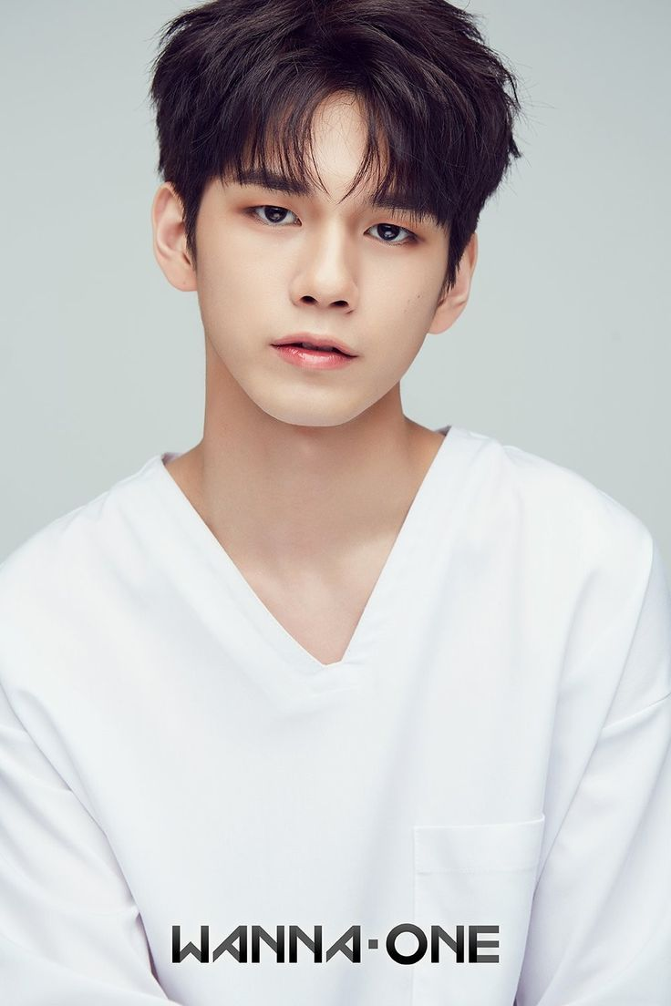 Wanna One- Ong Seongwu