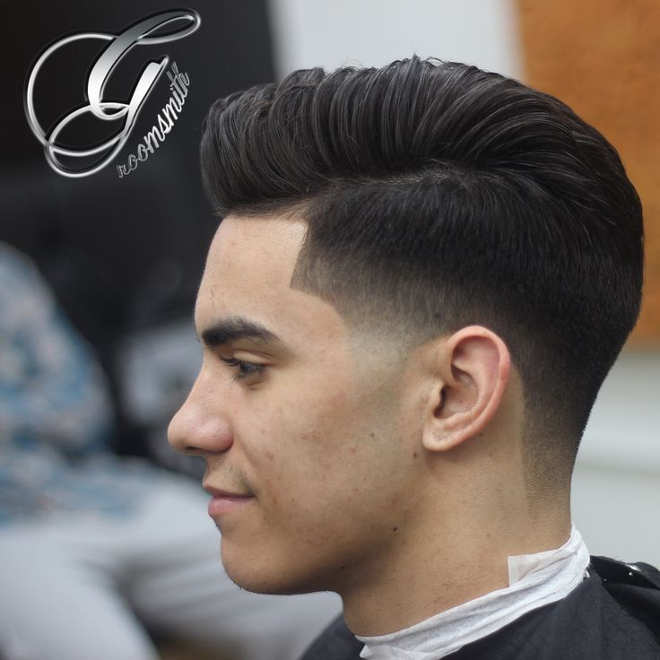 Traditional Combover created by The Groomsmith, Tariq Nevar