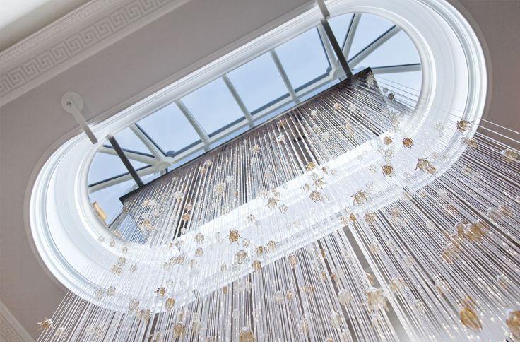 Sharon marston custom amber light cornwall terrace for 9 cornwall terrace