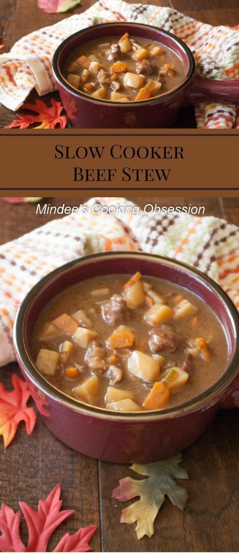 Hf ideas parrillas y asados - Slow Cooker Beef Stew