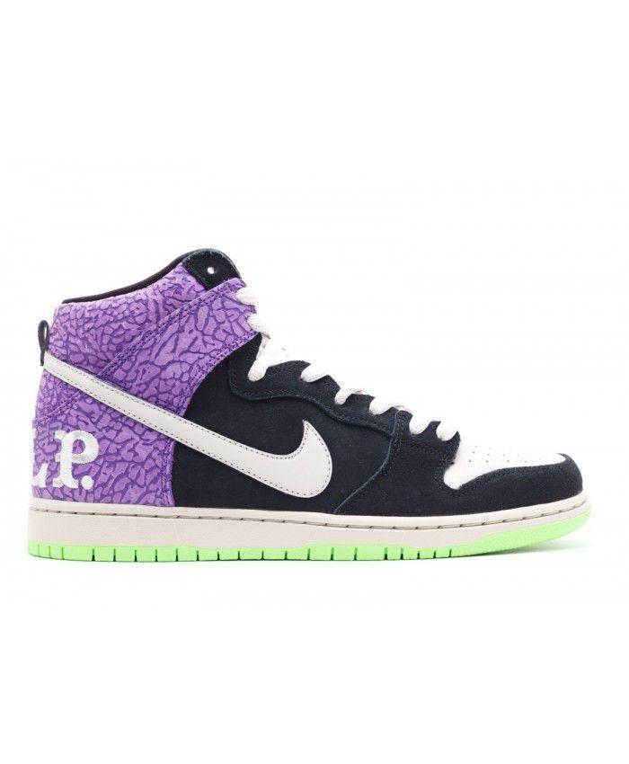 newest 8e61c 57b65 Dunk High Prm Sh Send Help 2 Black, Mortar-Dark Raspberry 616752-016  dunk- high  Pinterest  Nike dunks