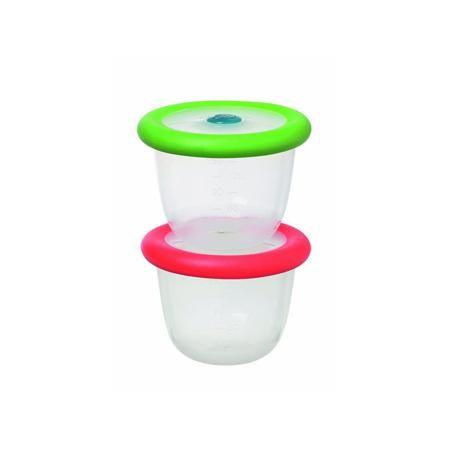 Bebe Confort Контейнеры 150 мл 2 шт.  — 399р. ------------------ Набор из 2-х контейнеров Bebe Confort 150 мл с крышками для хранения и разогрева пищи.Контейнеры изготовлены из безопасного для здоровья вашего малыша полипропилена.Набор из 2-х контейнеров Bebe Confort предназначен для хранения пищи и может использоваться как для разогрева в микроволновой печи, так и для замораживания продуктов. Каждый контейнер имеет крышку, которая предохранит ваши продукты от обветривания и впитывания…