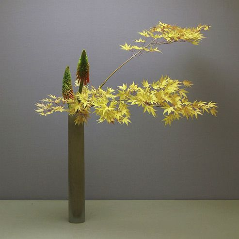 Ikebana-of-Soho-Sensei-493x493 #Ikebana #art #floral
