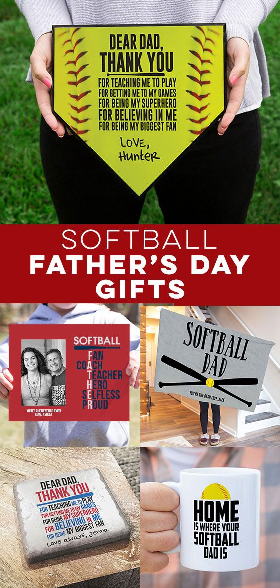 Looking For The Perfect Fathersday Gift For Your Softball