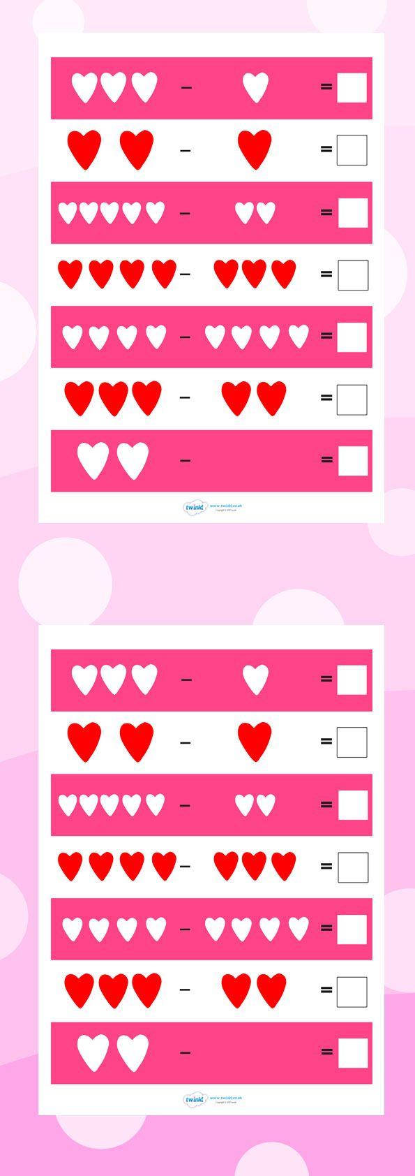 valentine's day cards ks1