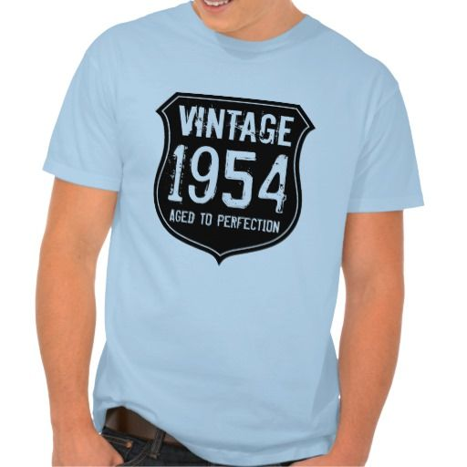 >>>Cheap Price Guarantee          	Vintage 1954 aged to perfection tee shirt for men           	Vintage 1954 aged to perfection tee shirt for men We have the best promotion for you and if you are interested in the related item or need more information reviews from the x customer who are own of t...Cleck Hot Deals >>> http://www.zazzle.com/vintage_1954_aged_to_perfection_tee_shirt_for_men-235935049700211297?rf=238627982471231924&zbar=1&tc=terrest