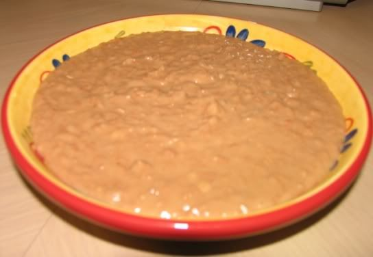 Refried beans | Kitchen-scapades with my love