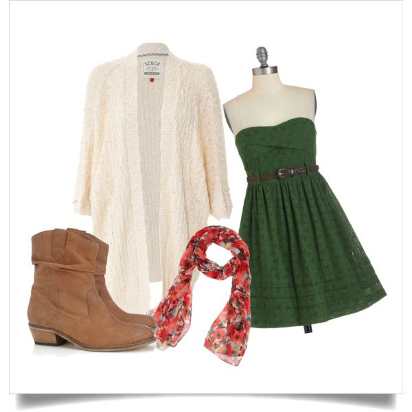 """casual country outfit"" by carissa-kisting on Polyvore"