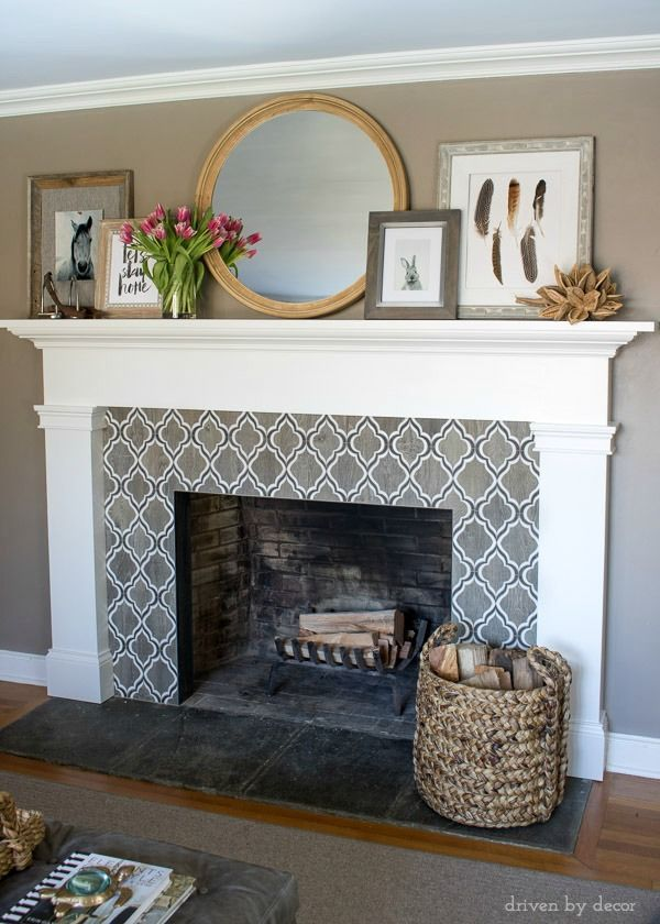 Fireplace Design Ideas zero clearance wood burning fireplace modern fireplace ideas and best fireplace mantels ideas decorations photo fireplace My Five Favorite Ways To Decorate For Spring