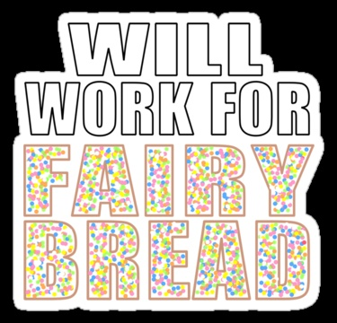Who doesn't love fairy bread?