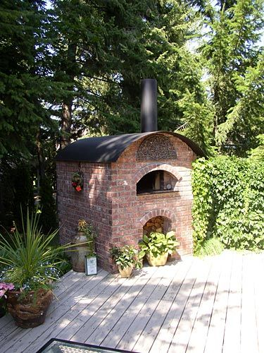Sweet and simply wood burning Oven Design for my artisan rustic breads, pizza and just about anything else.