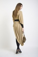 Lana Wrap Beige. You can wear it in ten different ways, over anything from skinny jeans and leather jacket to a LBD. Just add your style! Now in stock http://www.lforlazarus.com