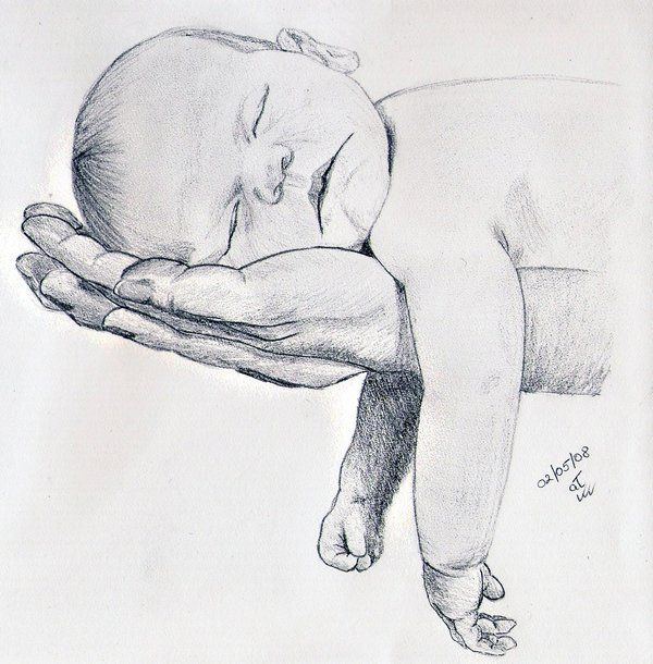 sketches of Jesus with children - Google Search