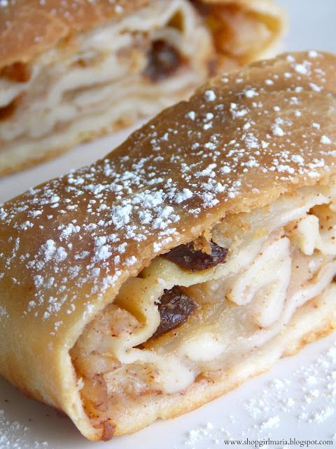 Classic Apple Strudel | A Homemade Living