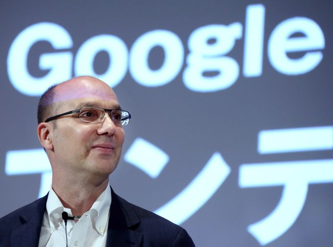 Andy Rubin explains his $300M bet on the future of hardware #Startups #Tech