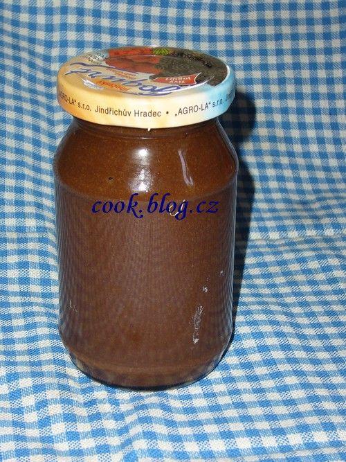 Jablečná nutella