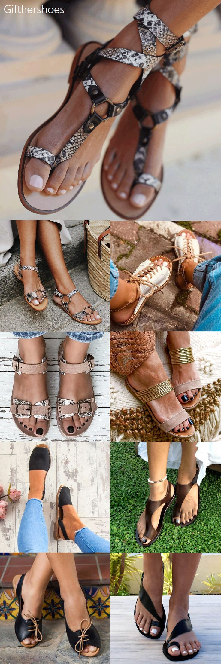SHOP NOW>>Latest Sandals Shoes Picks for Your Daily Outfits.Must Have Pair!