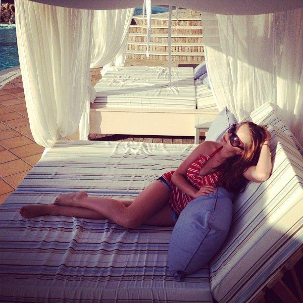 #DelfinoBlu is the place that you always come back! #Corfu #Pool  Photo credits: @sasha_savinova