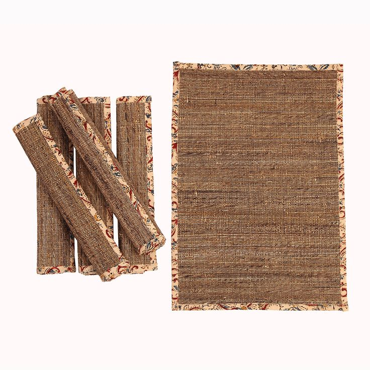 Banana fibre Table Mats