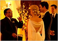 Hair & dress (2nd marriage) - Megyn Kelly and Douglas Brunt - New York Times