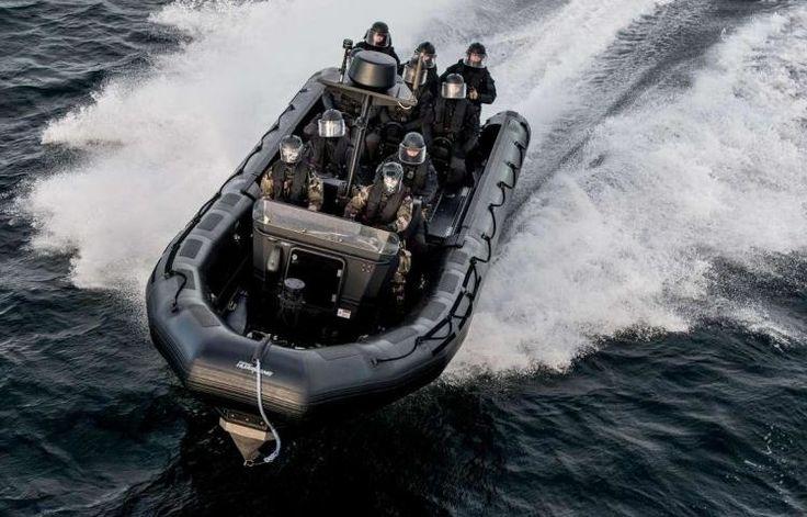 L'Écume, la nouvelle monture des commandos marine, pèse sept tonnes en ordre de marche, dont trois de charge utile. (Photo : ministère de la Défense)