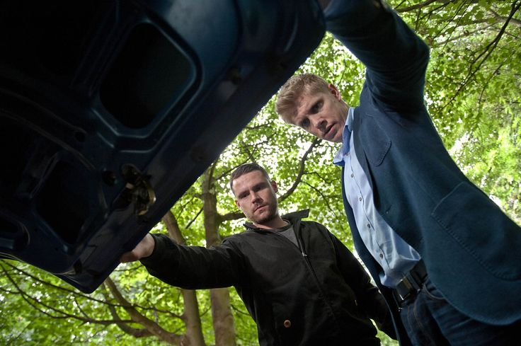 Emmerdale star Ryan Hawley: We could see the end of Robron - someone is going to die