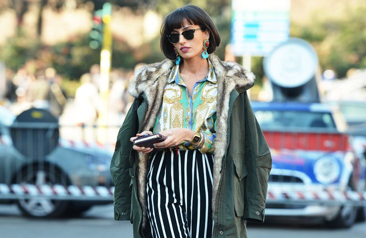 love everything: Jacket, Fashion, Inspiration, Park, Pattern, Apparel Streetstyle, Stripes