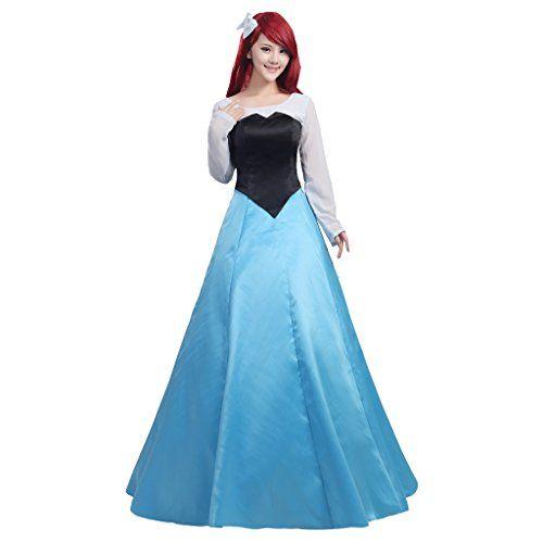 Women's Costume Little Mermaid Princess Ariel Plus Size Disney Costumes 2015 - Women's Costume Characters