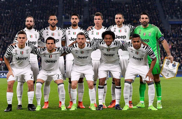 Juventus 1 Porto 0 http://gianluigibuffon.forumo.de/post79532.html#p79532