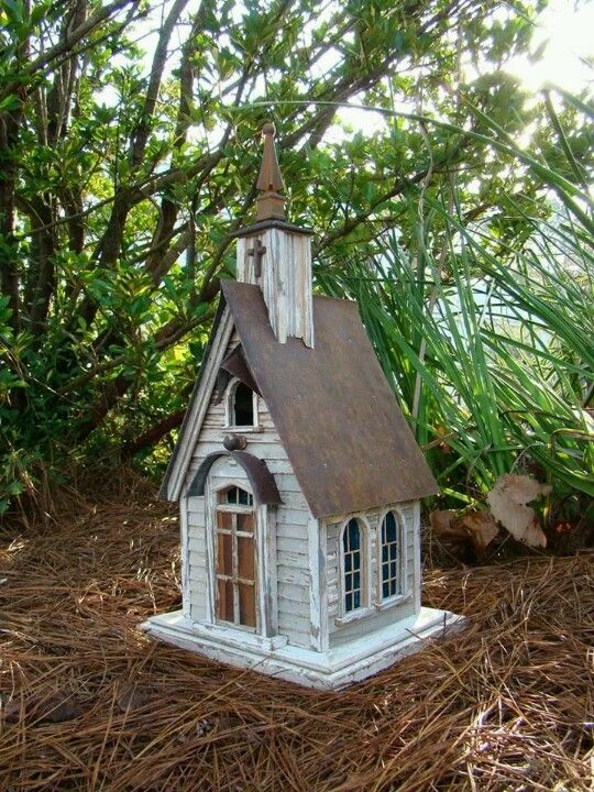 17 Best Images About Birdhouses On Pinterest Gardens