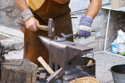 How to Build a Blacksmith Forge