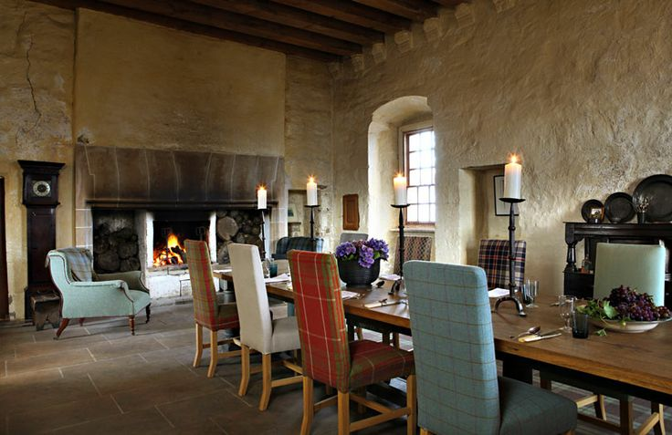 Castle Dining Room Chairs
