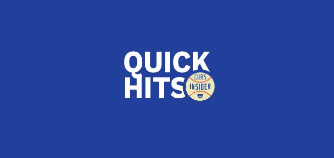 Quick Hits: Cubs Opening Day Payrolls Since Theo Epstein Took Over