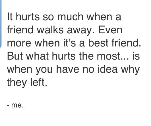 Losing A Friend On Tumblr: Best 25+ Hurt Friendship Quotes Ideas On Pinterest