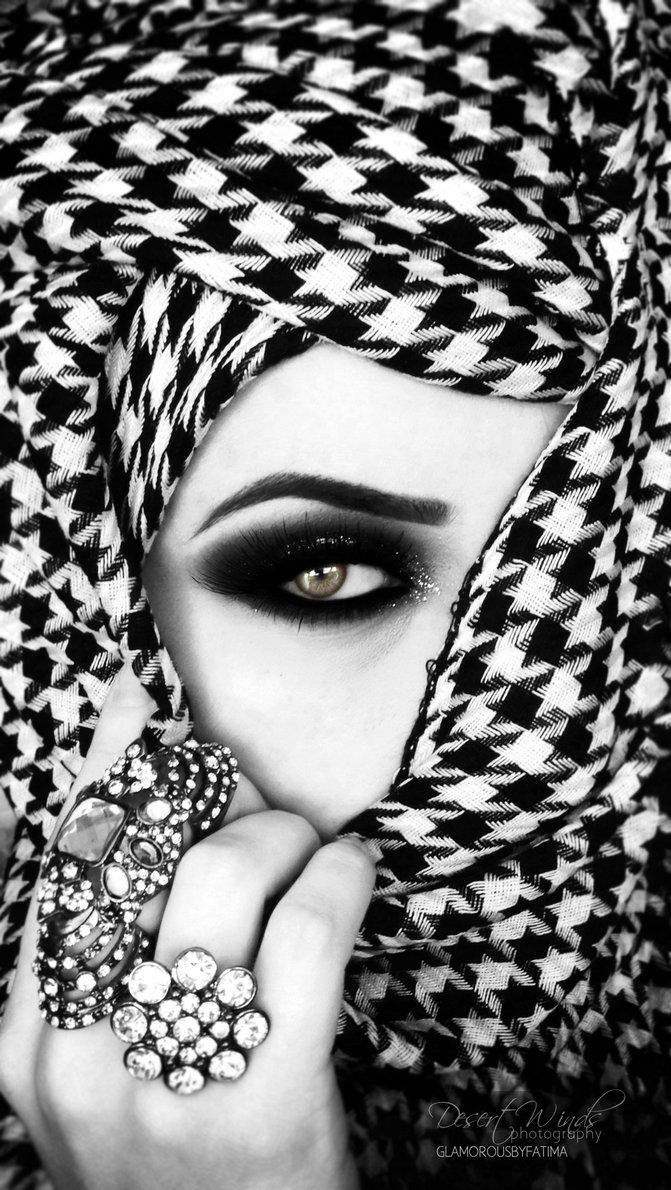 The colorless part of her by Desert-Winds on deviantART hijab, ideas for photo shoots, muslim, modest clothing, hijab style, fashion, хитжаб