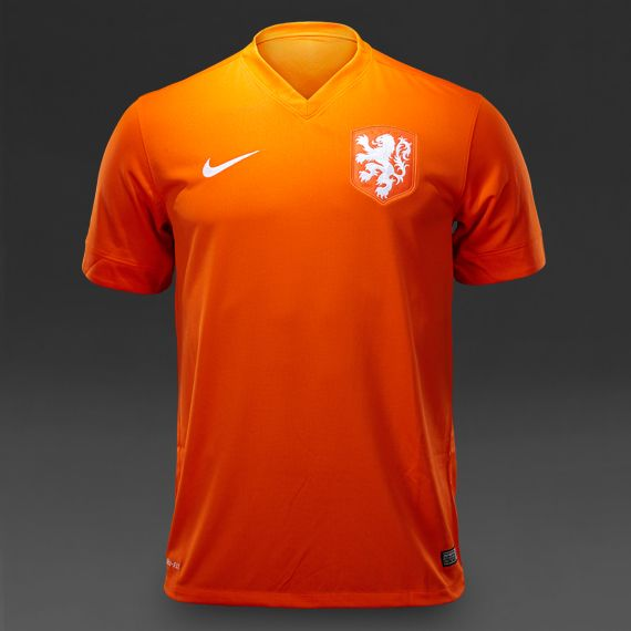 Nike Holland Home Jersey