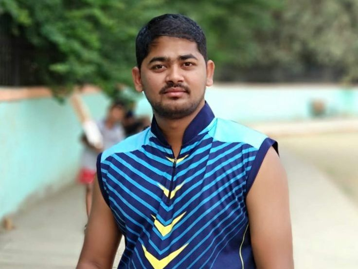 Cricketer suffers chest pain while playing dies laterAniketmundblogspot