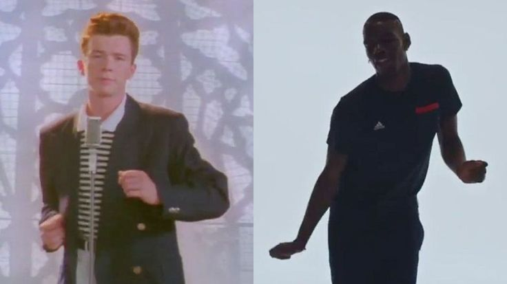 We cannot look away from this video of Rick Astley and a dancing footballerNever gonna give you up never gonna let you down.  Image: twitter /@MPH1982/ mashable composite  By Lindsay Davis2016-08-12 13:15:35 UTC  LONDON  What do you get when you add one multi-million dollar football deal a dancing Frenchman and Rick Astley?  A mesmerising mashup video involving one multi-million dollar football deal a dancing Frenchman and Rick Astley.  After months of speculation and negotiations that…