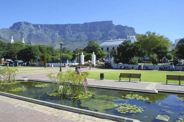 Cape Town - Gardens