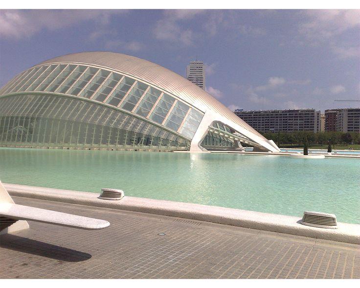 Città delle Arti e delle Scienze – Calatrava