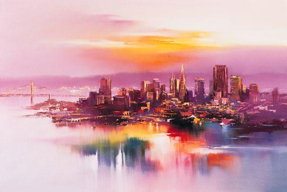 Cityscape by Ken Hong Leung