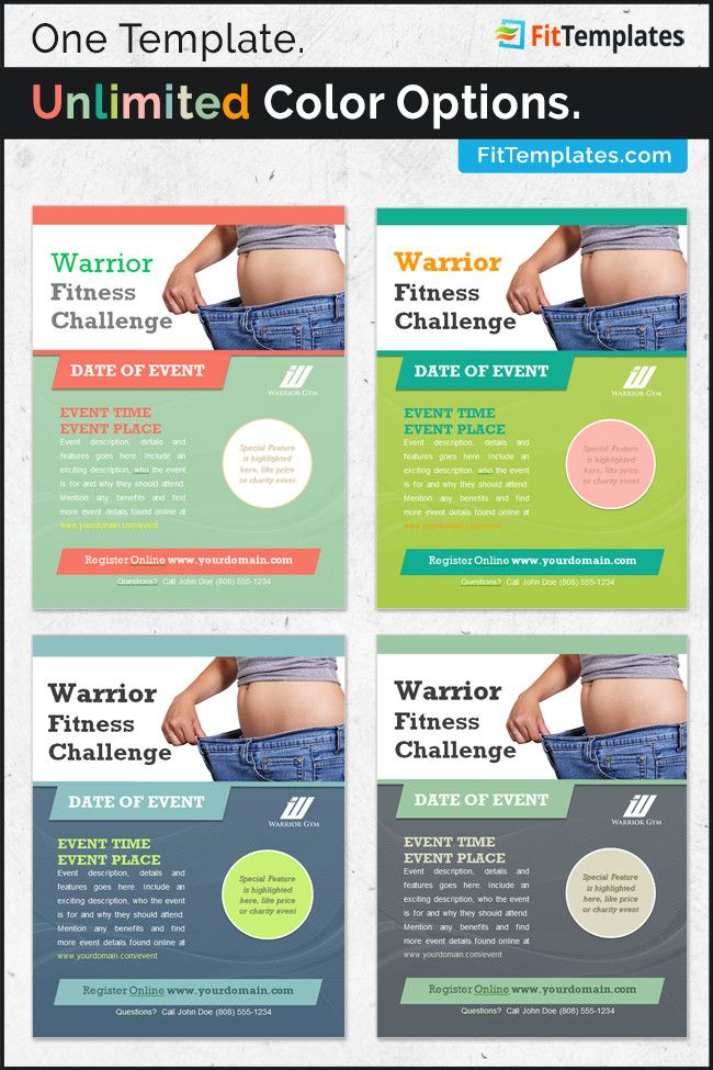 48 best Fitness Flyer Ideas images on Pinterest Fitness flyer - fitness flyer