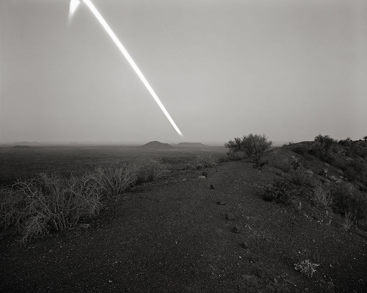 Crater Moonset, El Pinacate, Sonora © David Shannon-Lier, 1st place, series, LensCulture Exposure Awards 2015. Of Heaven and Earth - Photographs by David Shannon-Lier | LensCulture