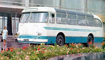 """ЛАЗ 695Е """"Львов"""" '1961–70"""